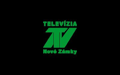 Televízia Nové Zámky Logo