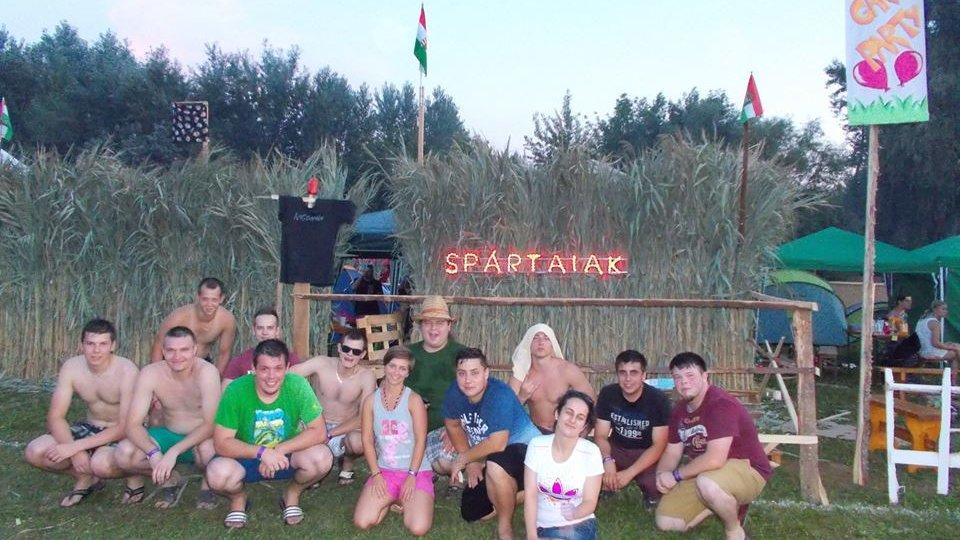 Spártaiak