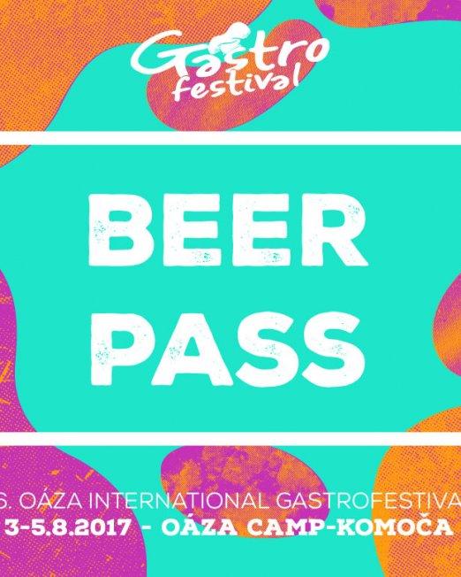 Beer Pass lístok
