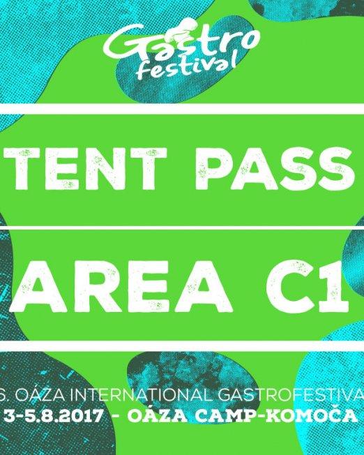Tent Pass Area C1