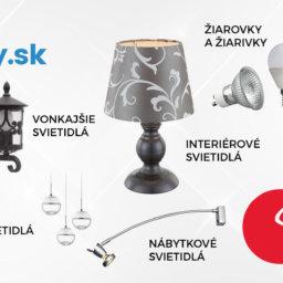 STARLUX elampy.sk Facebook