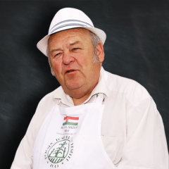 Benke Laci bácsi